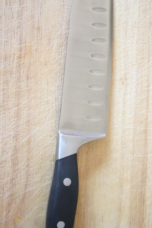 Küchen-Tipps & Tricks (14) – Scharfe Messer