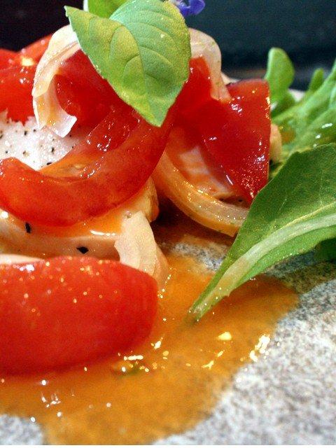 Tomatensalat Deluxe
